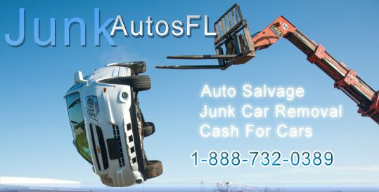 Junk Car Removal Orlando Sell Salvage Cars Cash
