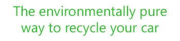 environmental car recycling